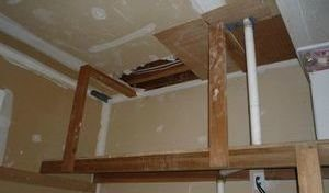 Water Damage and Mold Cleanup In Walls